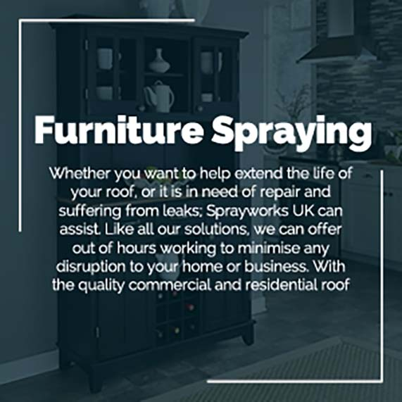 furniture spraying near me West Midlands and Staffordshire