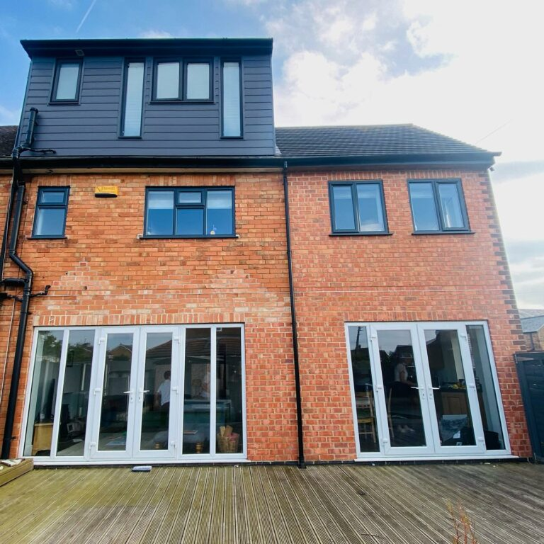 The old white Upvc on this property has been given a new lease of life and looks...