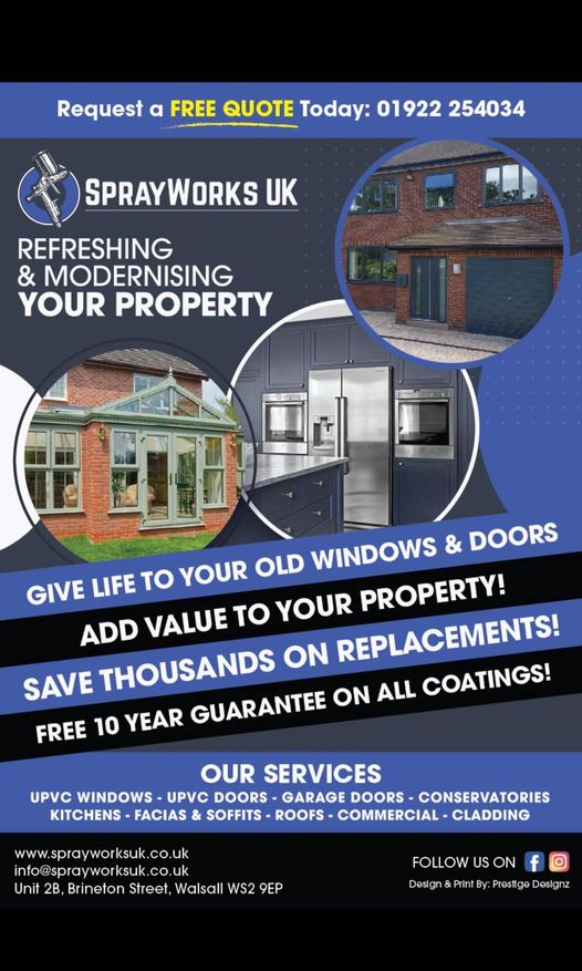 Why replace when you can renovate?...